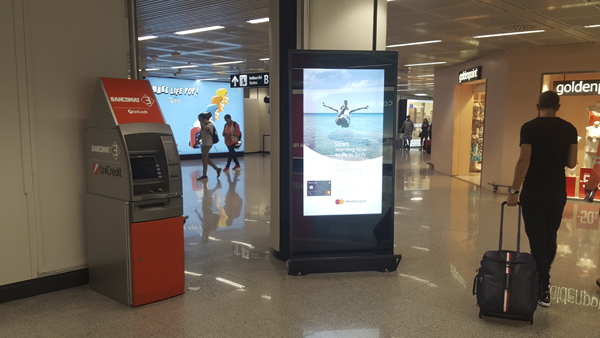 Airport Advertising